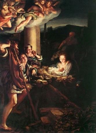 Antonio Allegri, Correggio 1528