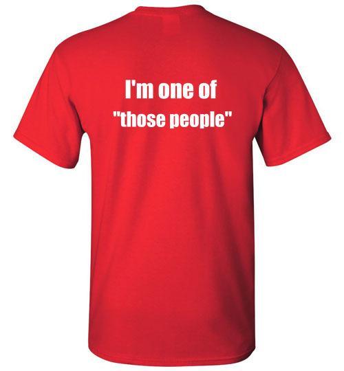 5 those people